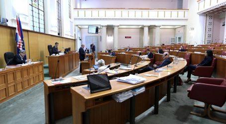 Sabor raspravio rebalans državnog proračuna