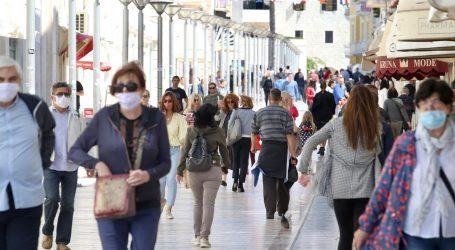Dvije nove žrtve koronavirusa u Hrvatskoj, evo gdje su zabilježeni novi slučajevi