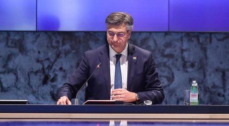 Premijer Plenković očekuje da će roditelji postupno vratiti djecu u škole.