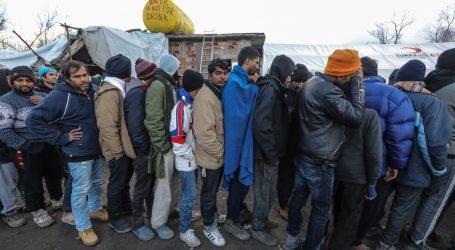 Dvoje mrtvih u obračunu migranata kod Cazina
