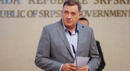 Dodik najavio ukidanje izvanrednog stanja u RS do 20. svibnja