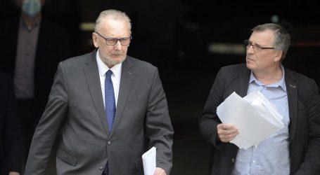 Novinari Capaka pitali o samoizolaciji i izborima, umjesto njega odgovorio Božinović