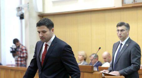 'Bernardić podrškom suradnji HDZ-a i SDP-a u Međimurju testira je li moguća velika koalicija'