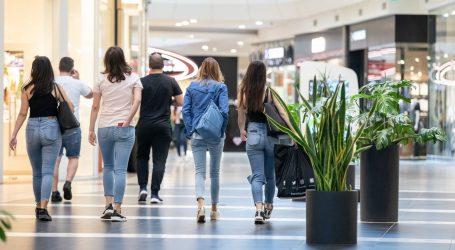 DZS: Rekordan pad potrošnje u travnju, oštro pala i industrijska proizvodnja