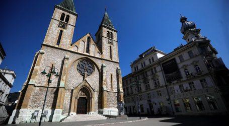 Bleiburška misa u Sarajevu s 20 vjernika i uz stroge mjere osiguranja