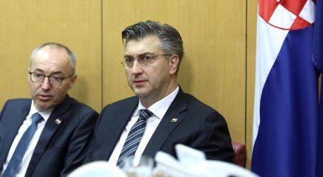 Plenković i Krstičević razgovarali telefonski, sastat će se u petak