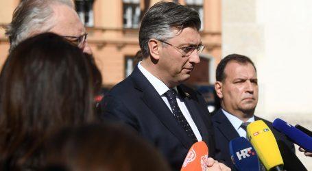 CRO DEMOSKOP Plenković u svibnju pozitivniji od Beroša