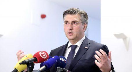 Plenković objasnio značenje Jandrokovićeve poruke Raspudiću