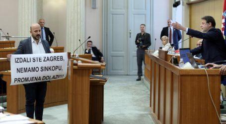 Sabor izmijenio Državni proračun za ovu godinu