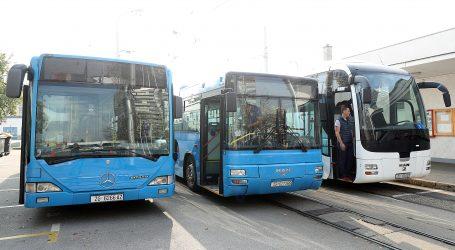 ZET: Pogledajte novi raspored javnog prijevoza, dio centra zatvoren za sav promet