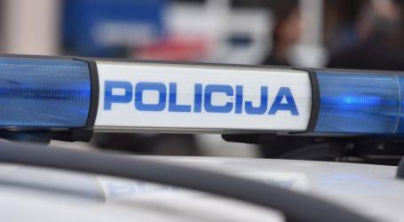 Kombijem u Splitu izazvao dvije nesreće, mladić teško ozlijeđen