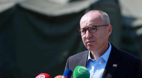 Krstičević i Plenković stigli u Vladu, hoće li premijer prihvatiti ostavku?