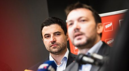"BERNARDIĆ IZ SPLITA: ""Plenković štiti Sanaderova štićenika"""