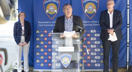 Stožer civilne zaštite odobrio nastavak nogometne sezone