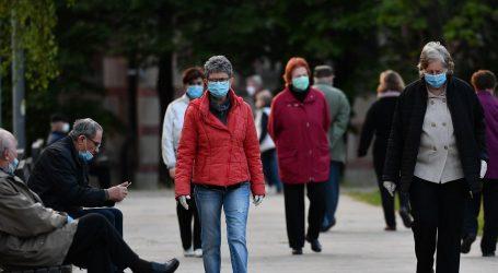 SRBIJA: Novih 62 oboljelih, preminule još tri osobe, sve manje ljudi na respiratorima