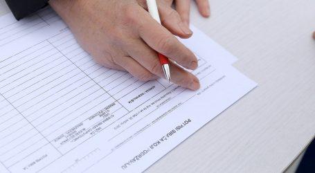DIP OBJAVIO PREPORUKE HZJZ-A: Evo kako će izgledati prikupljanje potpisa za kandidature za Sabor