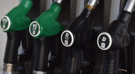 Cijene goriva treći tjedan zaredom u porastu