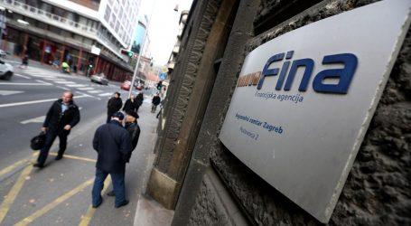 FINA: U blokadi 238.135 građana, najviše u Zagrebu
