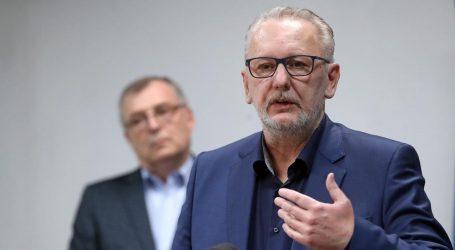 Božinović komentirao Capakovu izjavu da oni u samoizolaciji mogu na izbore
