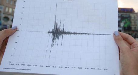 Potres kod Crikvenice, osjetio se i u Rijeci, Seizmološka služba objavila da je bio jačine 3.9