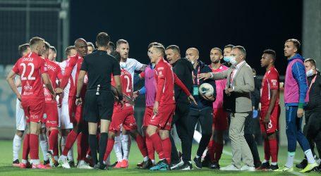 Grezda nakon polufinala kupa prijavljen zbog napada na Čolaka