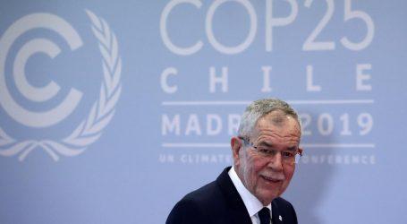 Policija uhvatila austrijskog predsjednika kako krši policijski sat