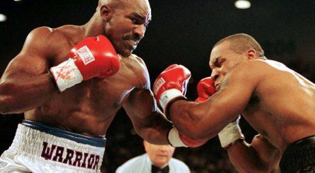 Počeli pregovori oko meča između Tysona i Holyfielda