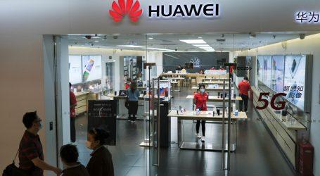 Johnson želi smanjiti ulogu Huaweija u britanskoj 5G mreži