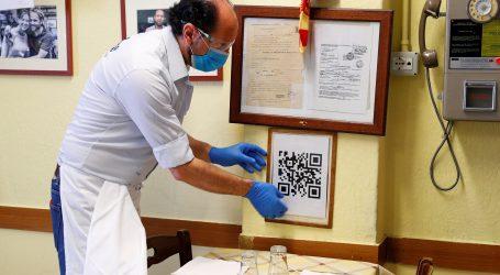 Talijanski restorani ponovno su otvoreni, strogom higijenom žele vratiti goste