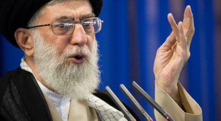 HAMENEI 'Sjedinjene Države će biti izbačene iz Iraka i Sirije'