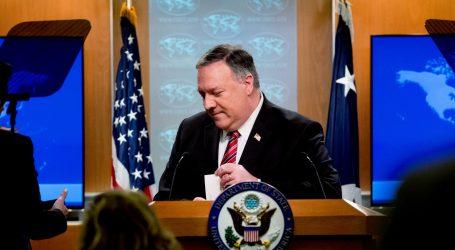 """Pompeo smatra da je Sjeverna Koreja """"slučajno"""" pucala preko granice"""