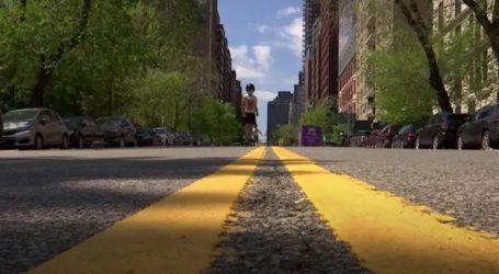 Ulice New Yorka postale mjesto za šetnju i vožnju biciklima