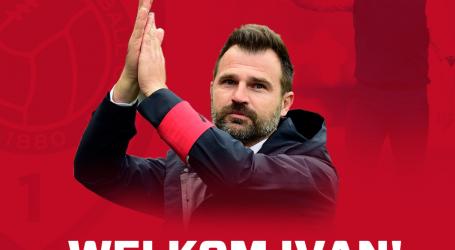 Ivan Leko službeno preuzeo klupu belgijskog prvoligaša