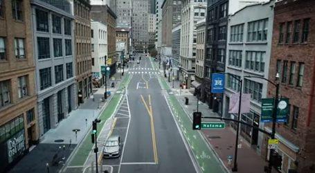 San Francisco je tijekom karantene bio potpuno bez prometa