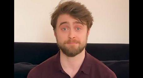 Daniel Radcliffe i druge zvijezde čitaju Harryja Pottera, fanovi oduševljeni