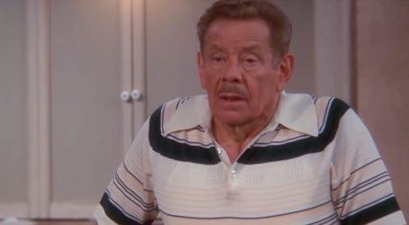 Preminuo je popularni komičar Jerry Stiller, vijest potvrdio njegov sin