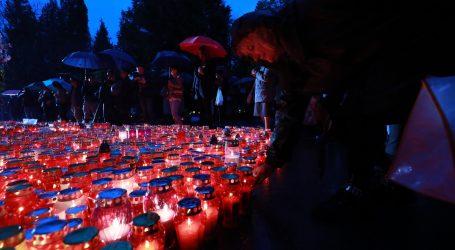 Njemica zapalila osam tisuća svijeća u znak sjećanja na žrtve koronavirusa