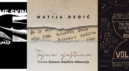 GLAZBENE RECENZIJE: Neugrau, Matija Dedić, The music of the secret society that owns Belgrade