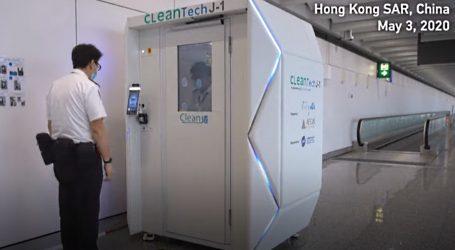 Zračna luka u Hong Kongu uvela moderne mjere zaštite