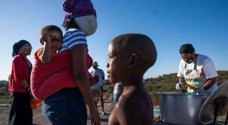 Većina Afrikanaca će gladovati u dvotjednoj karanteni
