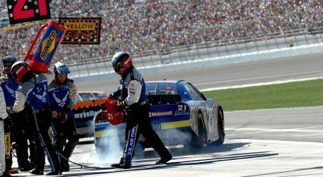 VN Mađarske pred praznim tribinama, vraća se američki NASCAR