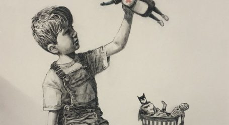Britanski umjetnik Banksy odaje priznanje zdravstvenim radnicima