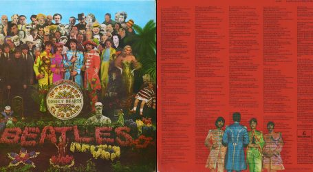 Sgt. Pepper's Lonely Hearts Club Band, za mnoge vrhunac Beatlesa