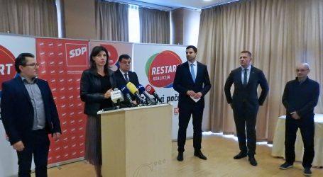 """Bernardić: """"Kažite ne trgovačko-žetonskoj koaliciji Bandić.Plenković.HNS"""""""