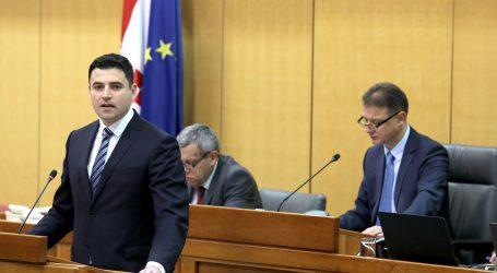 """HDZ: """"Bernardić na razini uličara pokazuje nekulturu, infantilnost i nezrelost"""""""