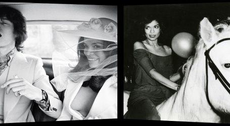 Buntovna Bianca Jagger ima 75 godina