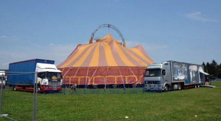 Južnoamerički cirkus želi zabaviti djecu putem društvenih mreža