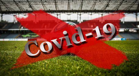 Hrvatski nogometni savez predstavio model testiranja na koronavirus