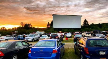 CineStar pokrenuo pop up drive-in kino u Zagrebu