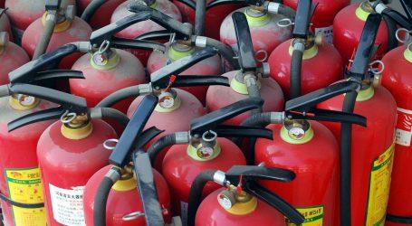 BRAČ:  U Supetru krao protupožarne aparate